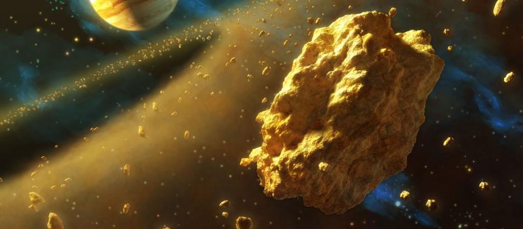 Межзвездные гости: ученые выяснили, какое количество космических объектов может посещать Солнечную систему