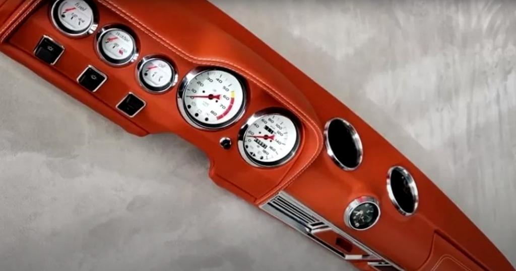 У старых болгарских «Жигулей» салон сделали как у Rolls-Royce: к юбилею ВАЗ-2101