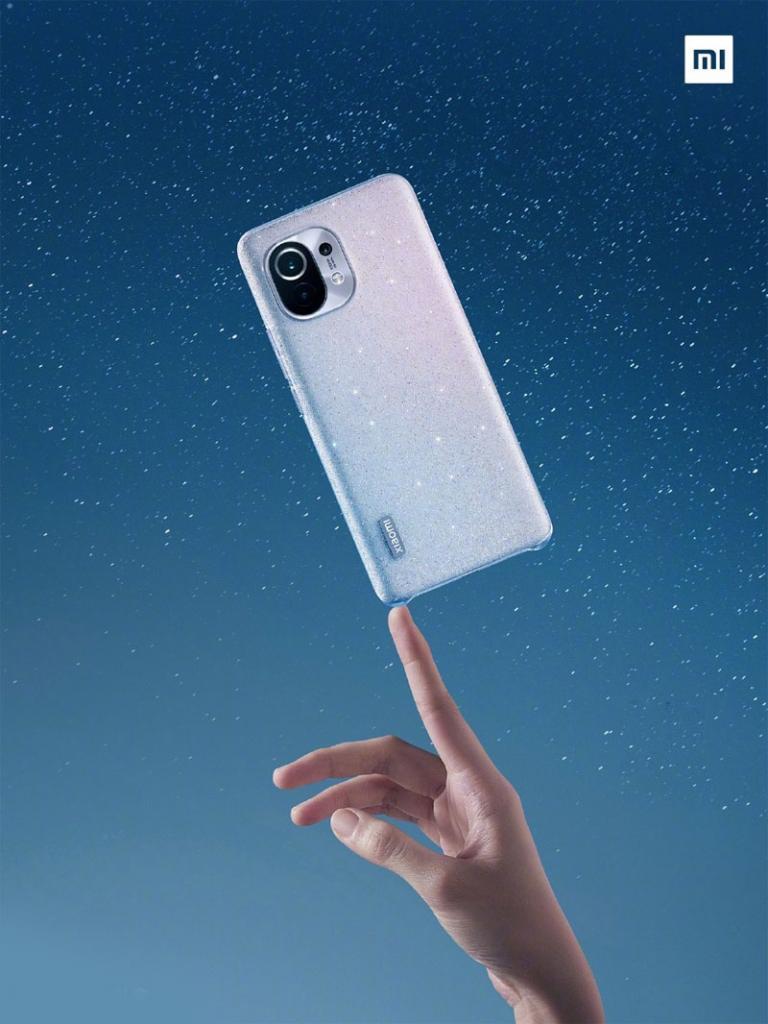 Xiaomi объявила о выпуске еще одной специальной версии флагманского смартфона Mi11 специально для женщин - он будет усыпан бриллиантами