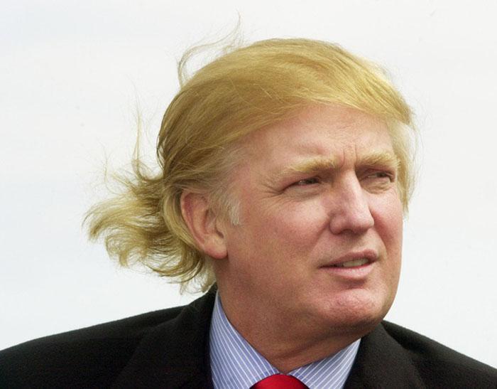 Икра на тело, фирменная прическа: как заботится о внешности семья бывшего президента США Трампа