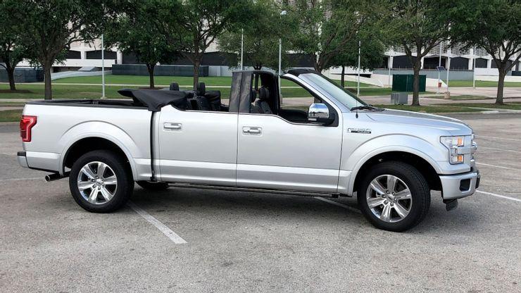 Когда деньги есть, а вкус отсутствует: владельцы самого мощного пикапа Америки по-своему видят дизайн Ford F-Series