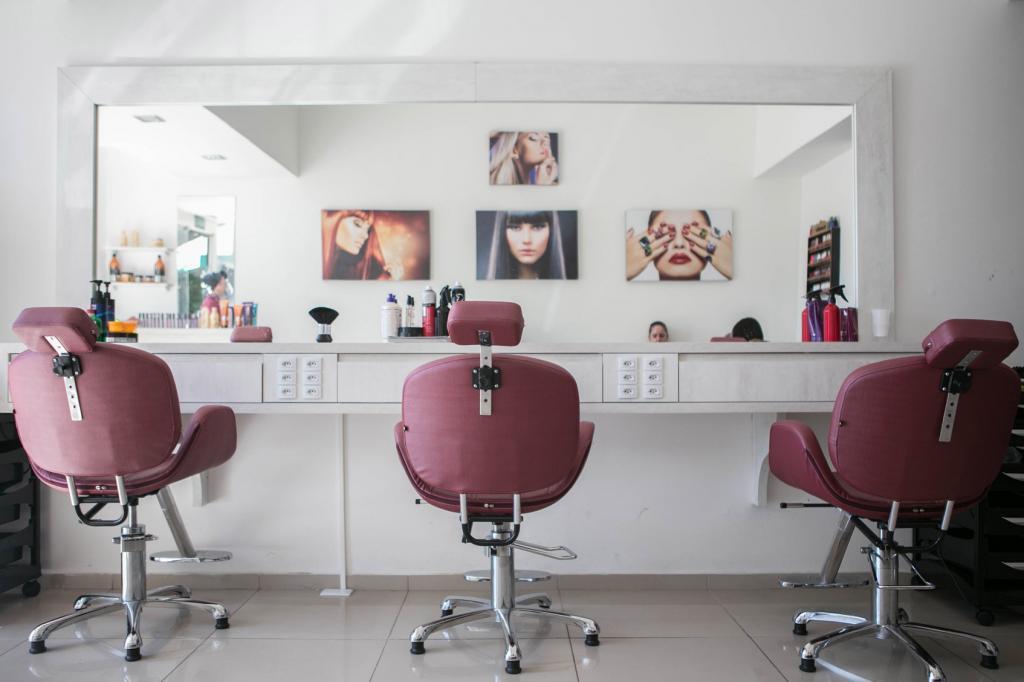 Салонов красоты стало меньше: пандемия забрала 10% предприятий