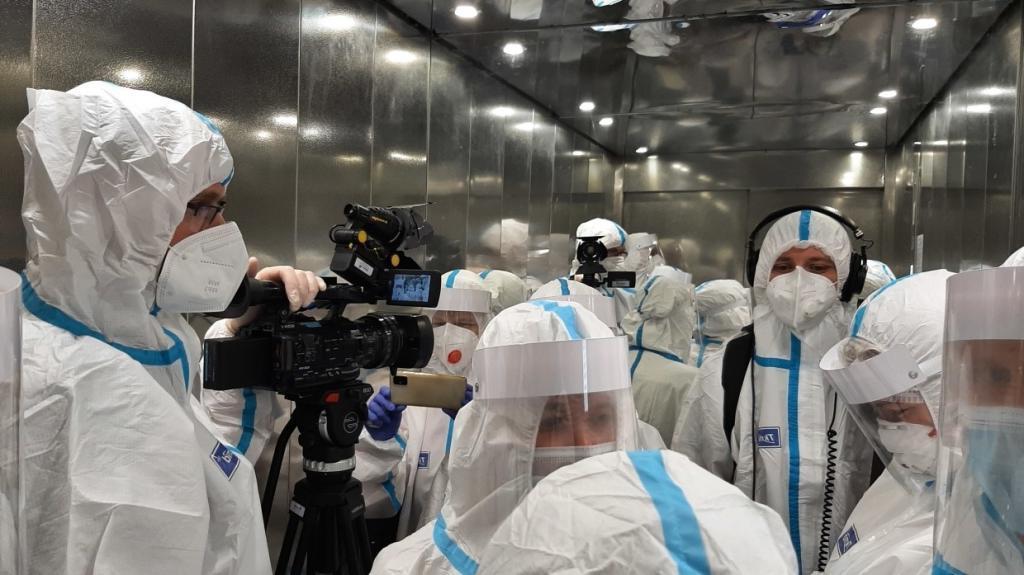 Ученые Китая больше не будут рассматривать версию об утечке коронавируса из лаборатории