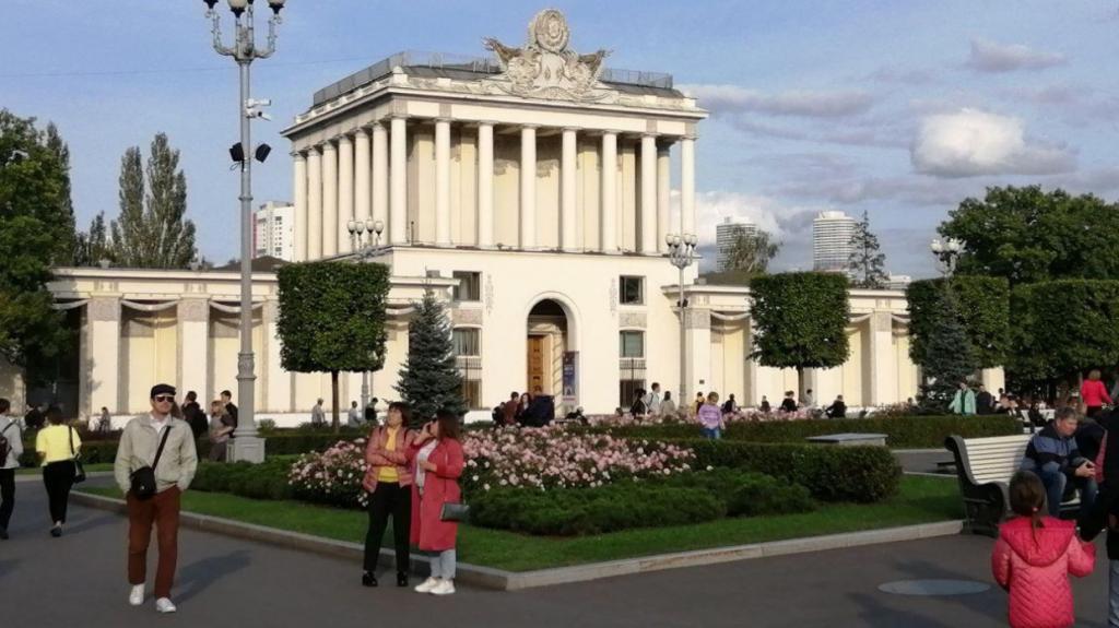 """""""Благодаря стабилизации эпидемиологической обстановки"""": посетители вновь смогут бесплатно посещать три музея ВДНХ"""