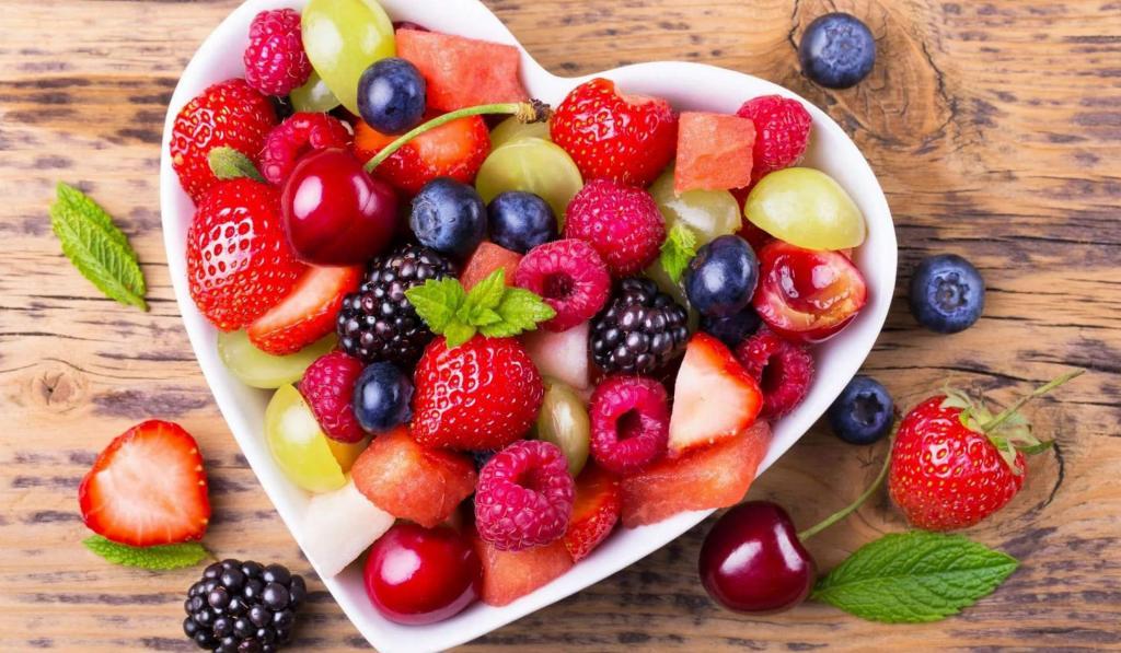 Какие фрукты есть на завтрак, чтобы обеспечить себя энергией на весь день