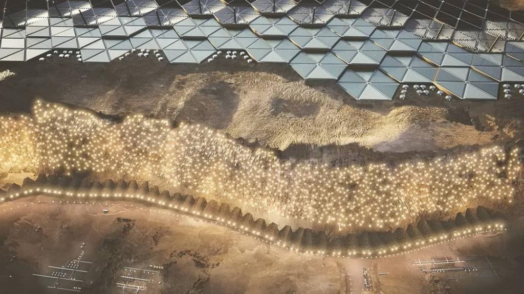 Жизнь людей на Марсе - всего лишь вопрос времени: человечеству показали, как будет выглядеть первый город на Красной планете