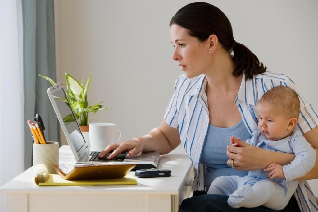 Ежедневная уборка и купание ребенка: дела, на которые молодые мамы зря тратят время и силы