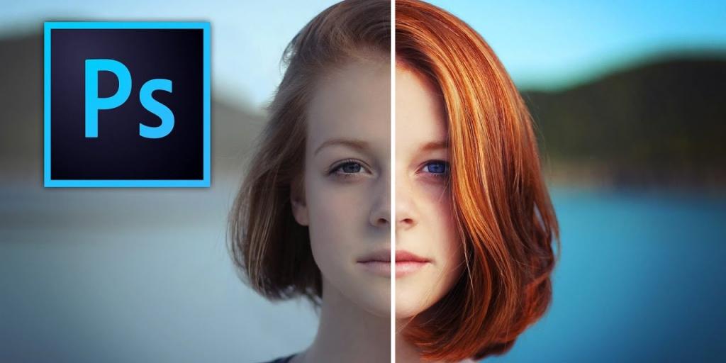 Редактирование фотографий: искусственный интеллект распознает человеческие лица и может составить идеальный портрет