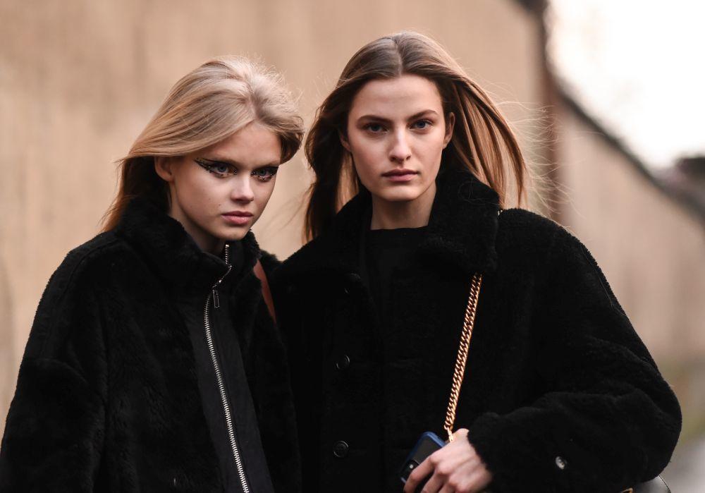 Жирные стрелки - тренд весеннего макияжа 2021: что в моде и как подобрать вариант для своего цвета глаз