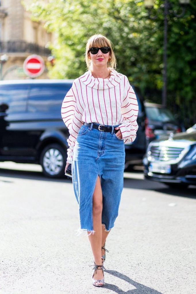 Образ зависит от обстоятельств: с чем комбинировать базовые трендовые юбки весны-лета и как подобрать лучшую модель под себя