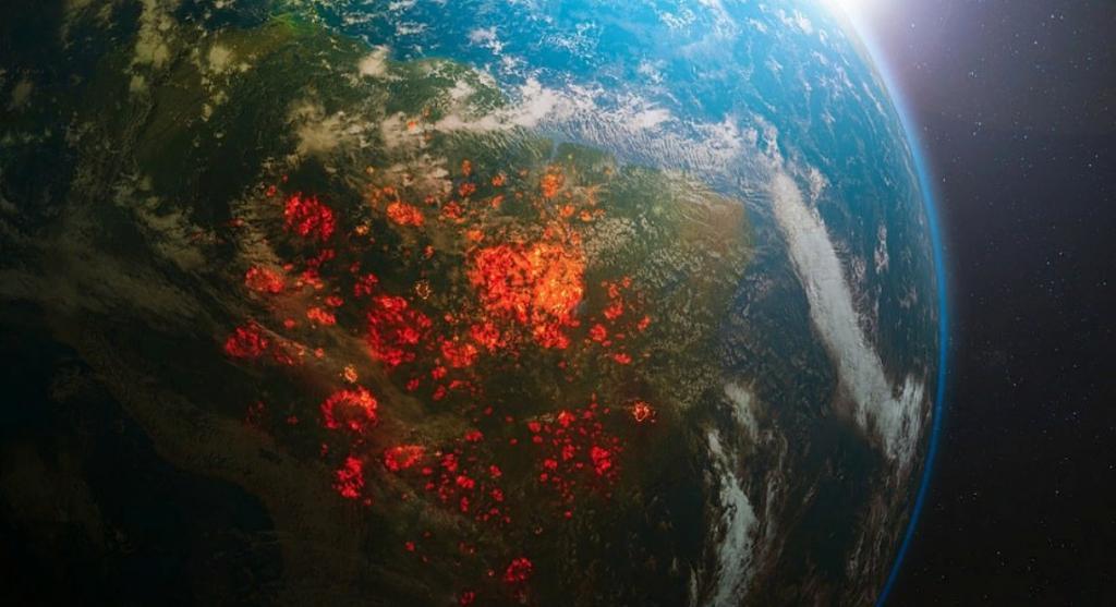 """Ученые создали интерактивную """"Карту неоткрытой жизни"""" на нашей планете и утверждают, что 80 % видов еще предстоит найти"""