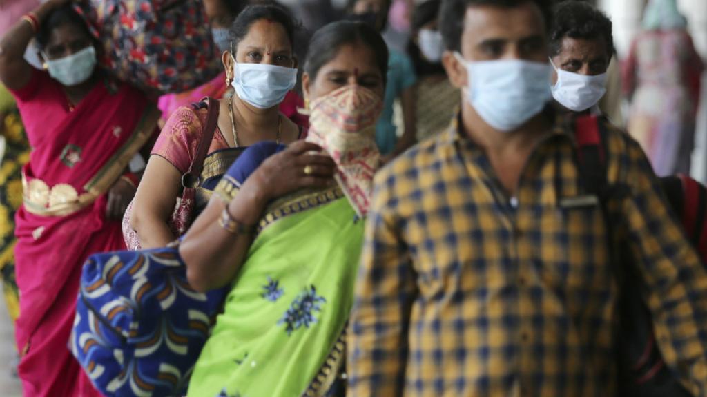 В Индии обнаружили новую разновидность коронавируса с двойной мутацией
