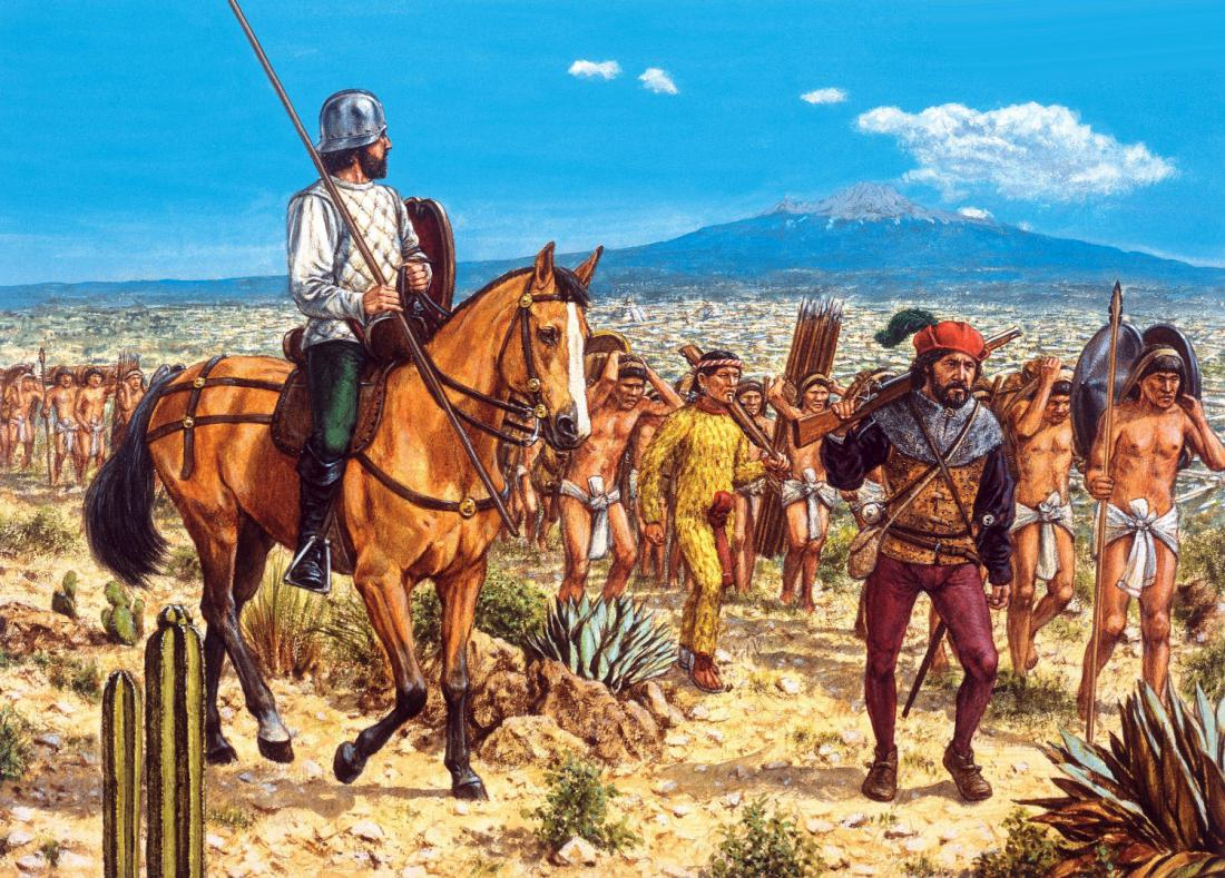 a biography and life work of hernan cortes a spanish conquistador Cortez continued to use a combination of force and diplomacy to work his way toward biography of hernando cortez who was spanish conquistador hernan cortes.