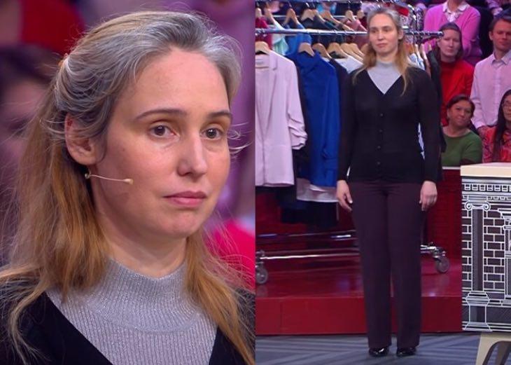 """Стилисты """"Модного приговора"""" превратили бывшую стюардессу в эффектную даму"""