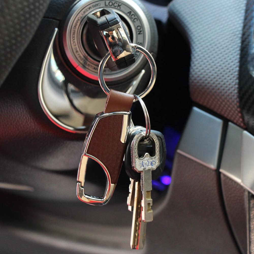Не стоит вешать на связку ключей от машины разные брелоки: однажды можно просто не завестись