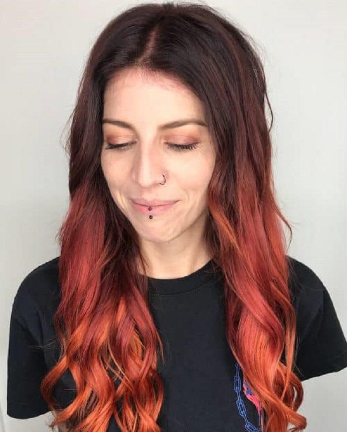 Для любительниц красных оттенков: несколько идей окрашивания волос, которые не останутся без внимания