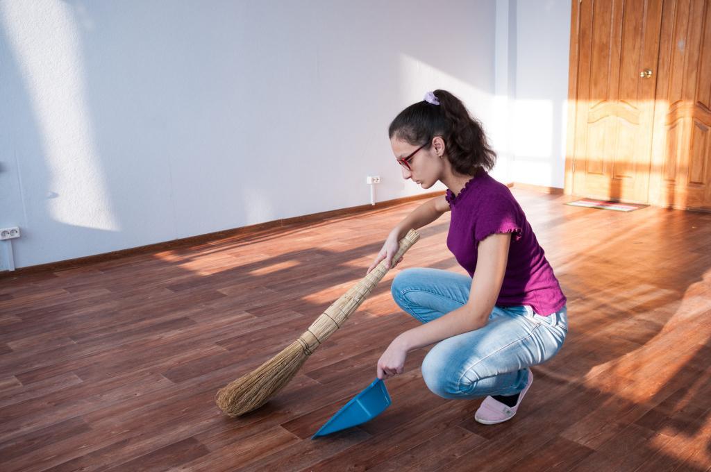 Как долго надо не убирать в квартире, чтобы жить в ней стало вредно для здоровья