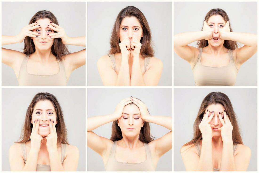 Что нужно сделать чтобы похудеть в щеках