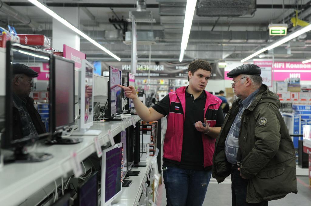 В течение года в России ощутимо подорожает большая часть импортной электроники: все из-за мирового дефицита запчастей
