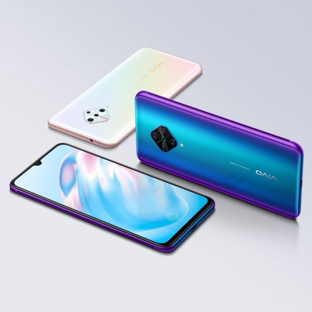 Компания Vivo объявила о начале продаж смартфона Vivo S9e, который был представлен в начале марта