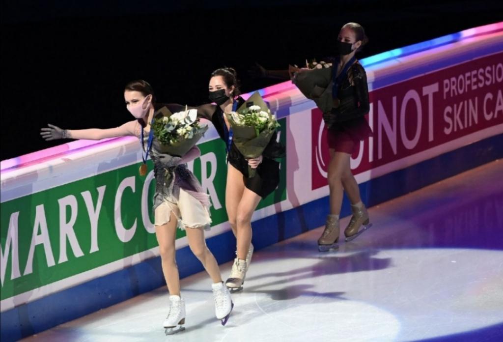 Почти пять миллионов за золотую медаль: стали известны гонорары российских фигуристов
