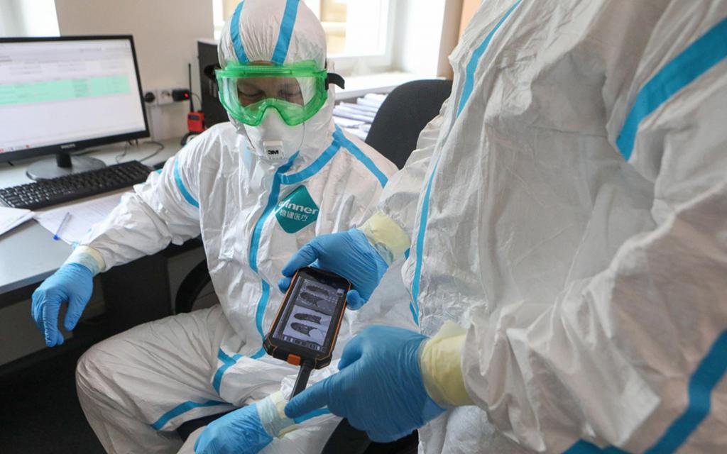 Роспотребнадзор отрицает возможность третьей волны коронавируса в России