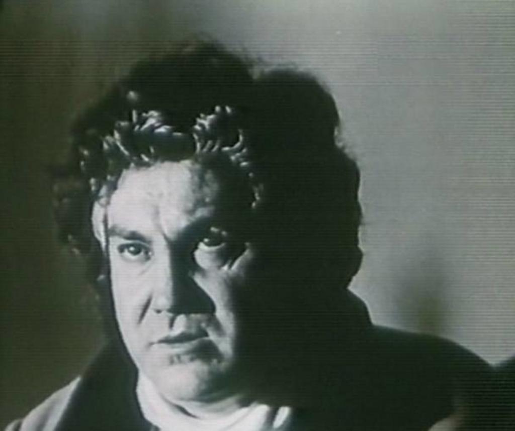 Великого Франсиско Гойю воплотил на экране Донатас Банионис, хотя сыграть его мог совсем другой артист