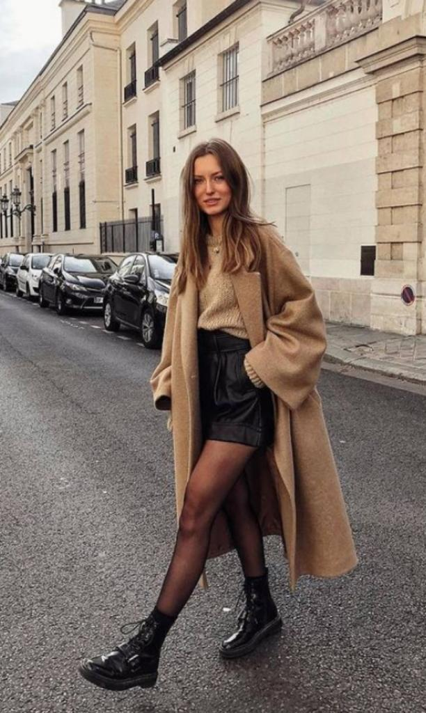 Бежевый цвет снова в моде: как носить его сегодня (8 стильных образов)