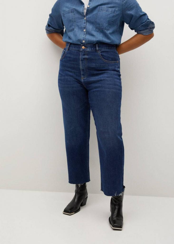 Пусть одна пара, но хорошая. Как француженки подбирают себе джинсы