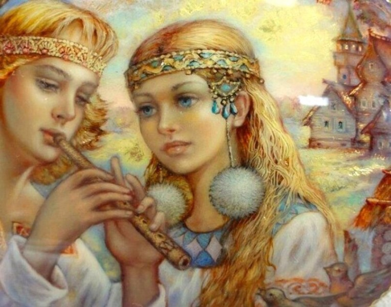 1 апреля на Руси было принято шутить, обманывать и веселиться: как наши предки отмечали День домового и Марьи Вральи задолго до Всемирного дня смеха