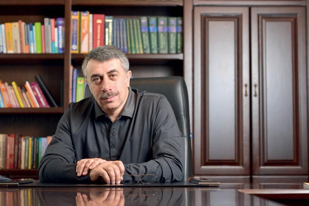 Что делать со старыми книгами и другими ненужными изданиями, рассказал доктор Комаровский