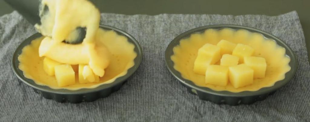 Сытные тарталетки со сладким картофелем - отличное блюдо с нежнейшим вкусом