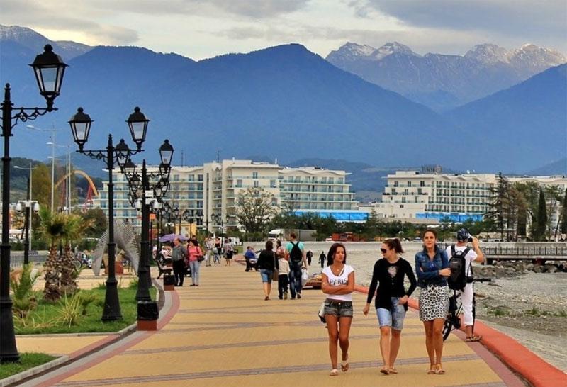 Туры на майские праздники подорожали на 10 %: однако в Сочи практически все отели забронированы
