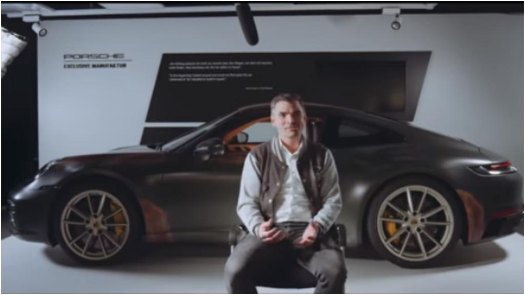 Веселый Porsche: первоапрельская шутка с «ржавой» краской поставила в тупик даже искушенных зрителей