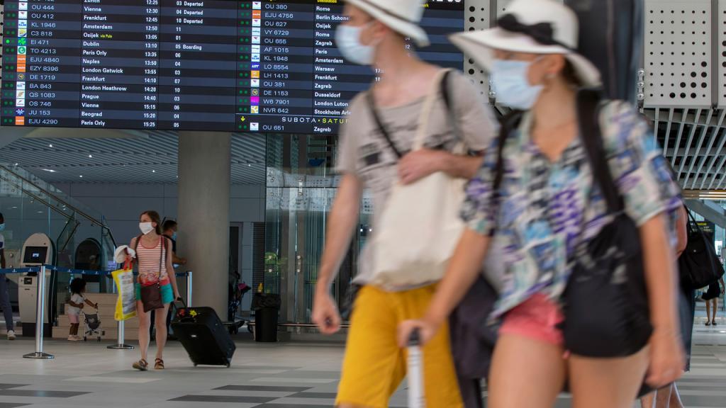 Хорватия снова начала выдавать туристические визы туристам, в том числе россиянам