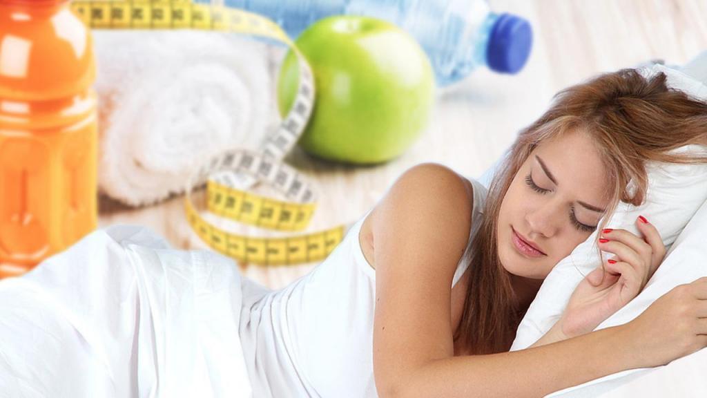 """""""Сон для похудения"""": диетолог Римма Мойсенко рассказала, без чего диета будет малоэффективна"""