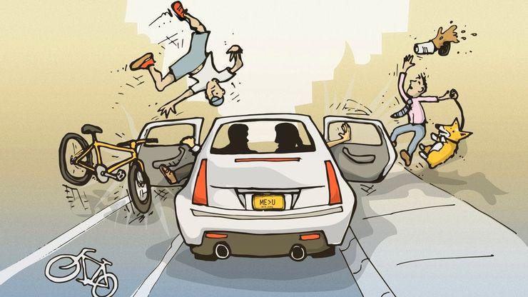 Лето – это время байкеров: крутые виражи и другие опасные ситуации на дорогах (советы, как их избежать)
