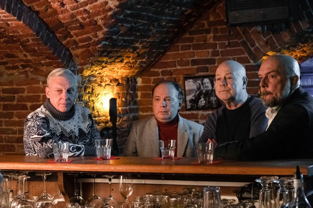 """Дукалис, Ларин и Соловец войдут в одну реку дважды: """"Полицейское братство"""" - самая ожидаемая премьера 2021 года"""