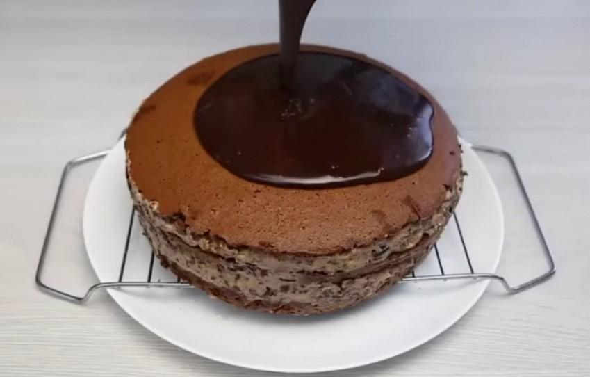 """Это действительно очень вкусно: торт """"Чернослив в шоколаде"""" (домашний рецепт с фото)"""