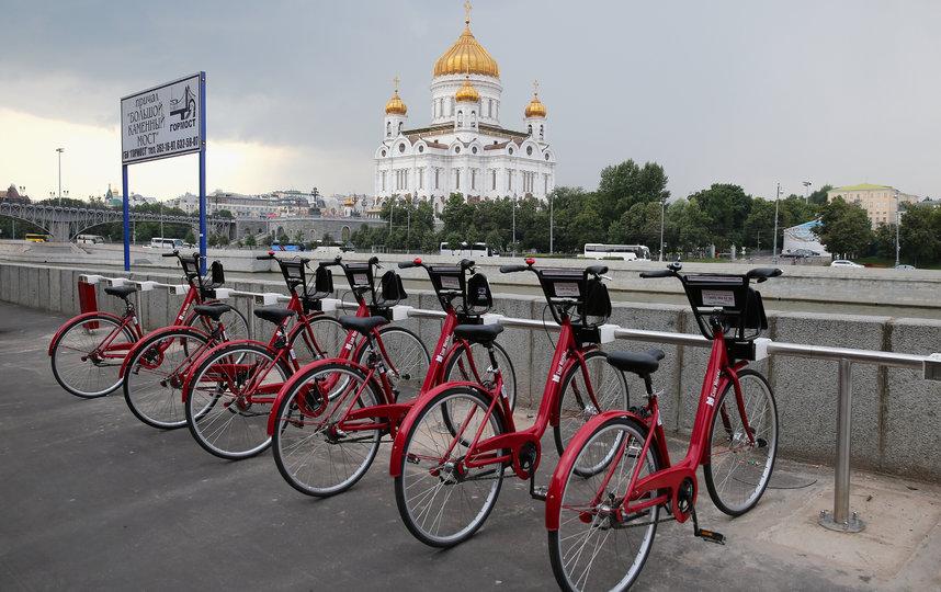 В этом году рекордно рано: прокат велосипедов в Москве откроется с 6 апреля