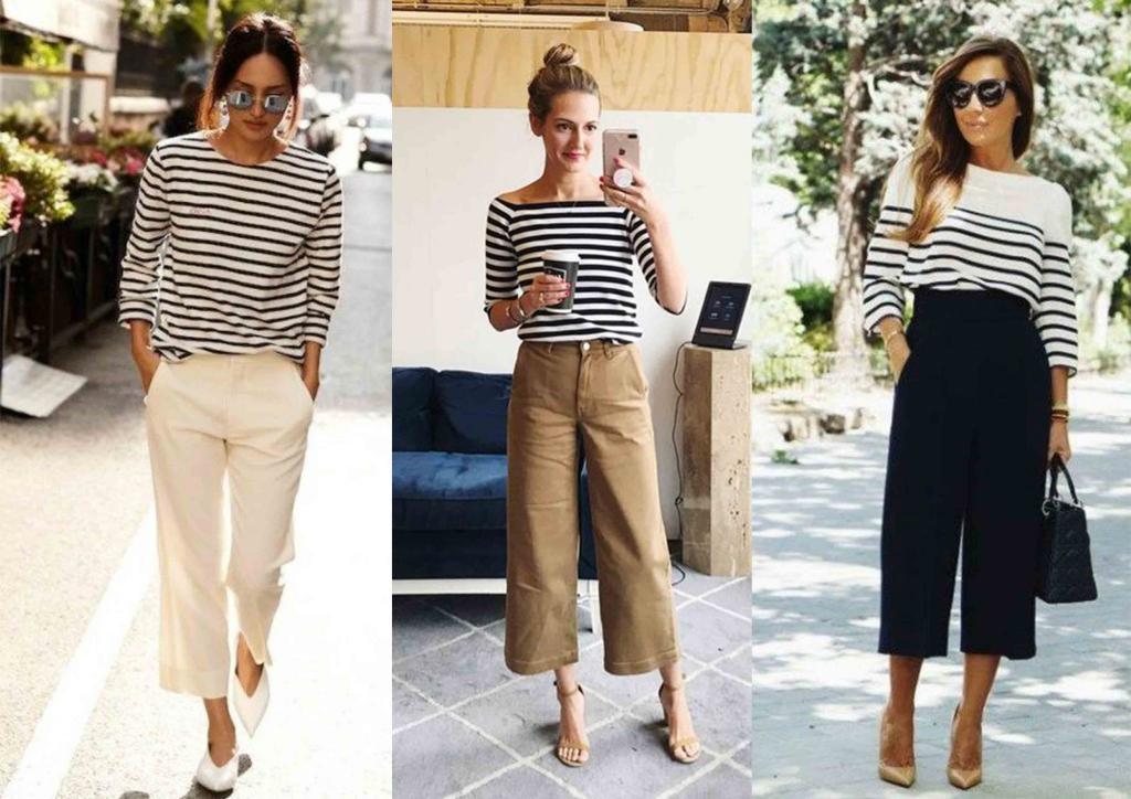 Юбки средней длины и топы: женственные образы, из которых получится идеальный весенний гардероб в офис
