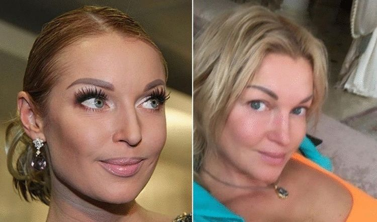 Небожительницы спускаются с небес, когда выкладывают фото без грима и макияжа
