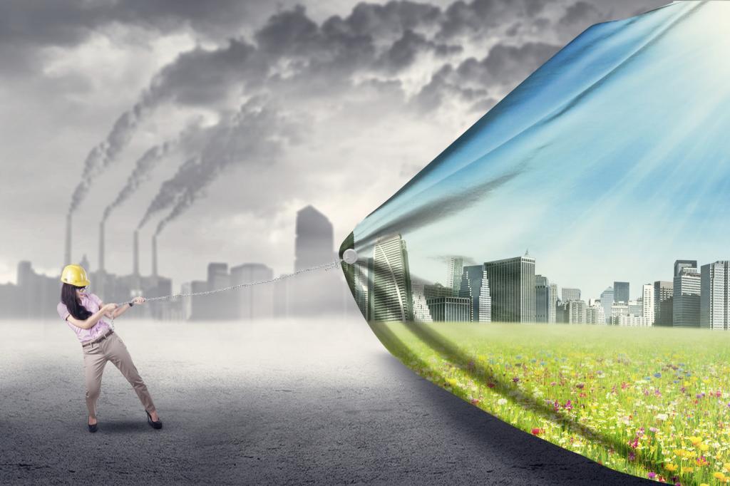 ИИ научили анализировать уровень качества воздуха. С этой задачей в современном мире не справлялись спутники