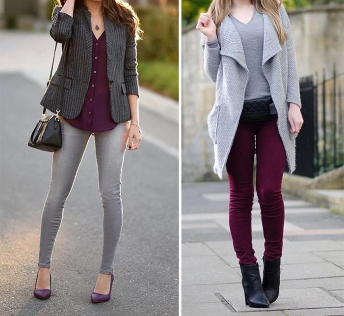 Строгий, но не лишенный элегантности: учимся носить серые вещи так, чтобы выглядеть ярко и эффектно