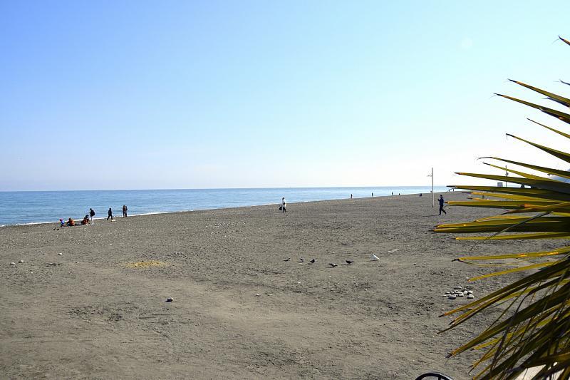 Подготовка пляжных территорий к летнему курортному сезону началась в Сочи, объекты должны быть оборудованы и открыты к 1 мая
