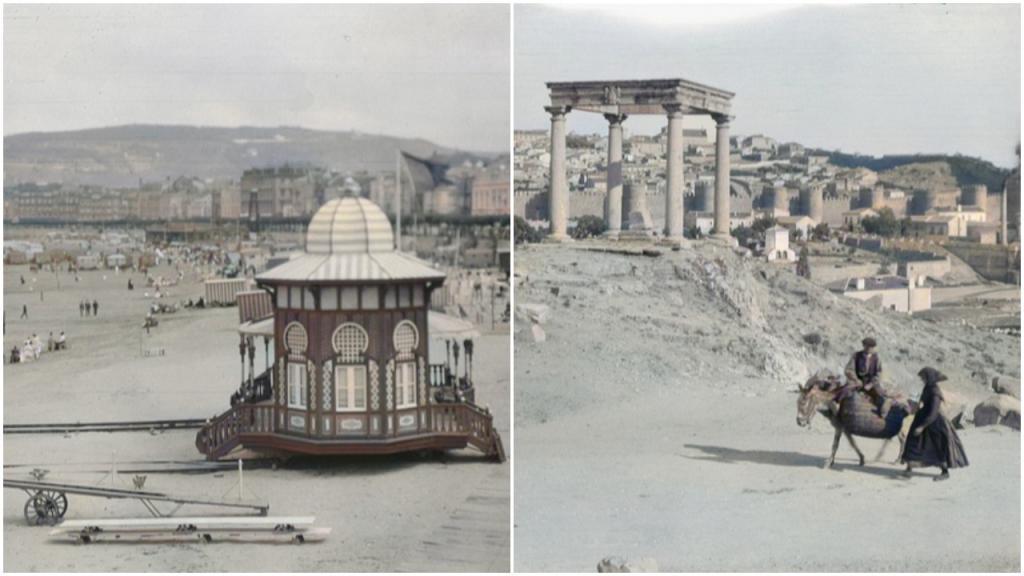 Греция, Испания, Венгрия: удивительные фотографии Европы, сделанные Арнольдом Генте в начале 1900-х годов