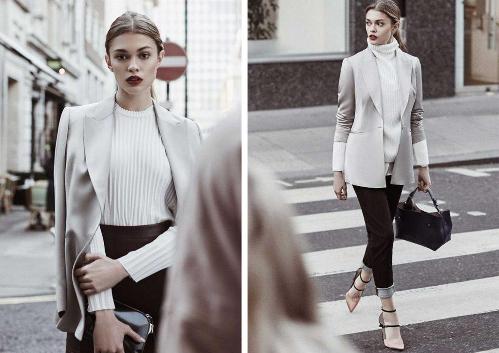 Женственность и нежность работе не помеха: как превратить трендовую одежду из атласа в отличный офисный наряд (советы и примеры)