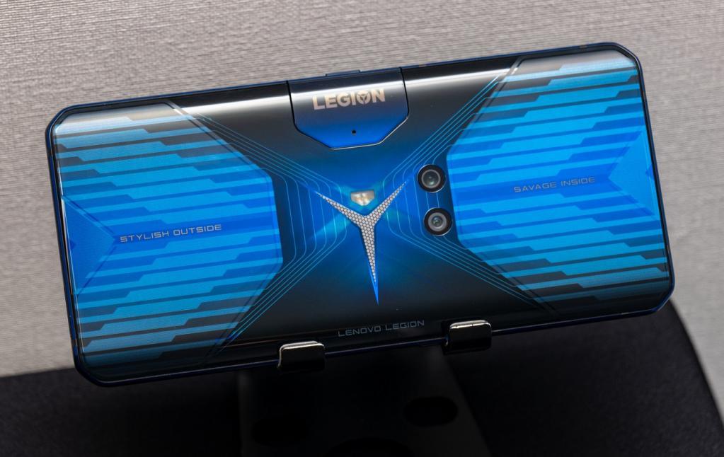 Lenovo представит новый игровой смартфон под названием Legion 2 Pro, который получит выдвижную селфи-камеру
