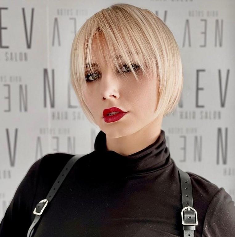 Для любительниц челки: варианты модных стрижек с челкой, которые подойдут любой женщине