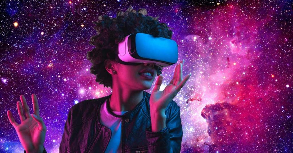 Дополненная и виртуальная реальности: новая форма медитации для снижения стресса